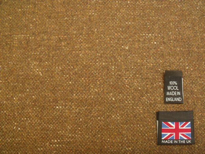 100% Wool Donegal Tweed AZ71